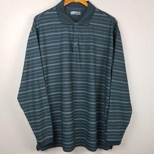 Nike Golf Long Sleeve Polo Size XL